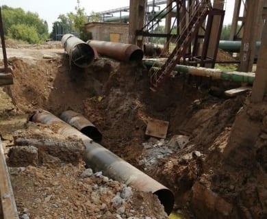 По факту гибели сварщика на территории Ново-Рязанской ТЭЦ возбудили уголовное дело