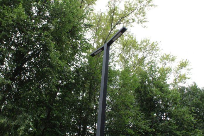 В рязанском ЦПКиО обновили уличное освещение