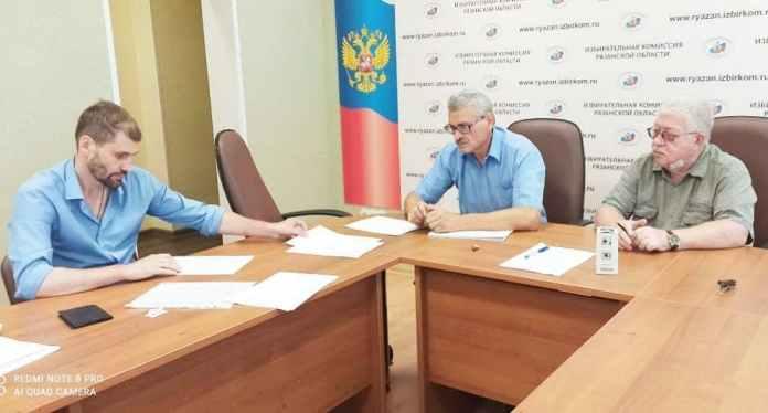 Документы в Рязанский избирком подал одномандатник от «Российского общенародного Союза»