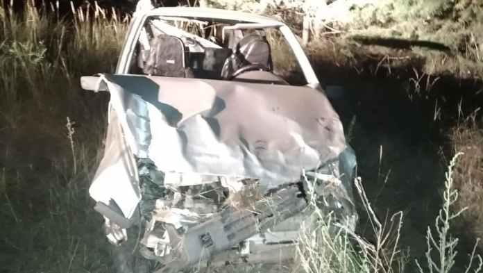 На автодороге Клепики — Рязань перевернулся автомобиль, пострадал водитель