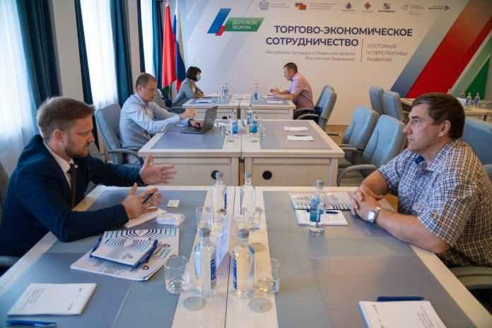 Рязанская бизнес-миссия начала работу в Белоруссии