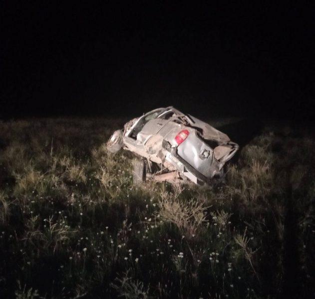 За ночь в Туве восемь человек погибли в двух ДТП