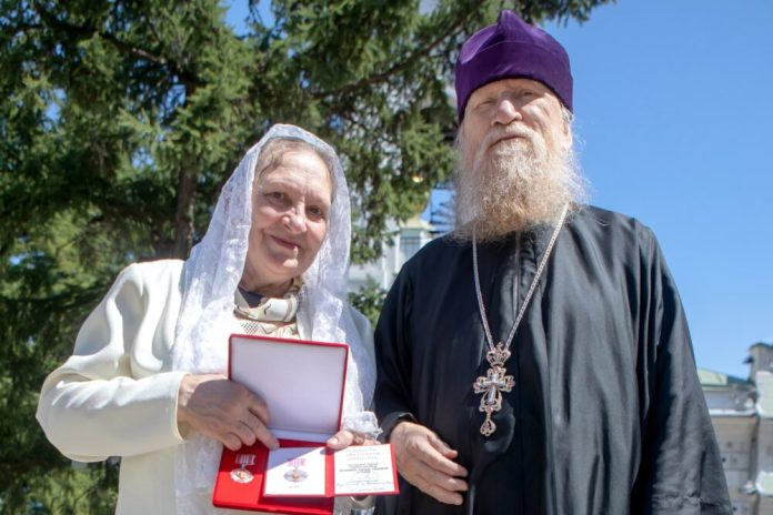 Скончалась супруга бывшего настоятеля Вознесенского храма Рязани