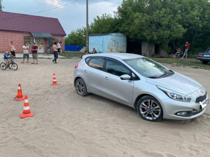 В Шиловском районе нетрезвый водитель из Рязани сбил двух детей 3 и 5 лет