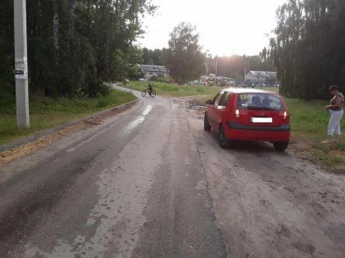 В Рязани иномарка сбила 14-летнюю девочку