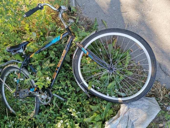 Водитель из Липецка сбил велосипедиста на улице Тимуровцев в Рязани
