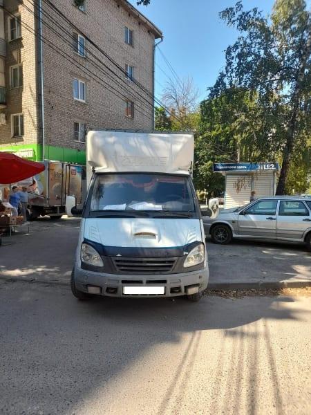 """В Рязани """"ГАЗель"""" сбила 69-летнюю пенсионерку при движении задом"""