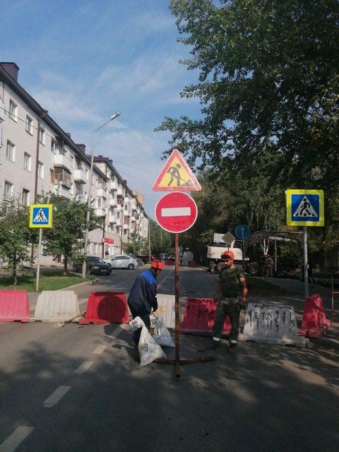 Улицу в центре Тюмени перекроют на три дня
