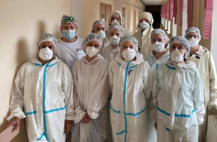 Главврач Рязанской ОКБ рассказал о 444 днях борьбы с коронавирусом