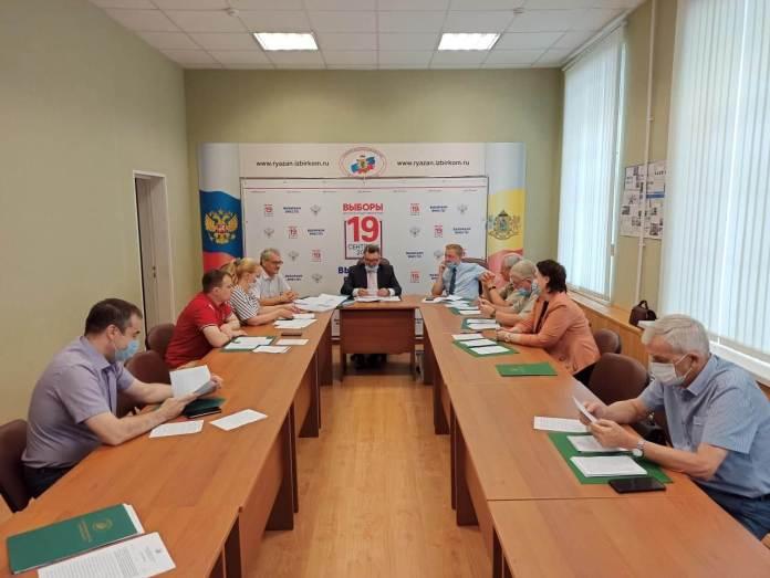 Рязанский избирком зарегистрировал представителей КПРФ и ЛДПР кандидатами на выборах в Госдуму