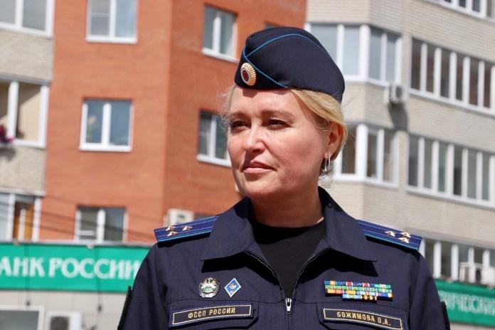 Ольга Божимова покинула пост главного судебного пристава Рязанской области