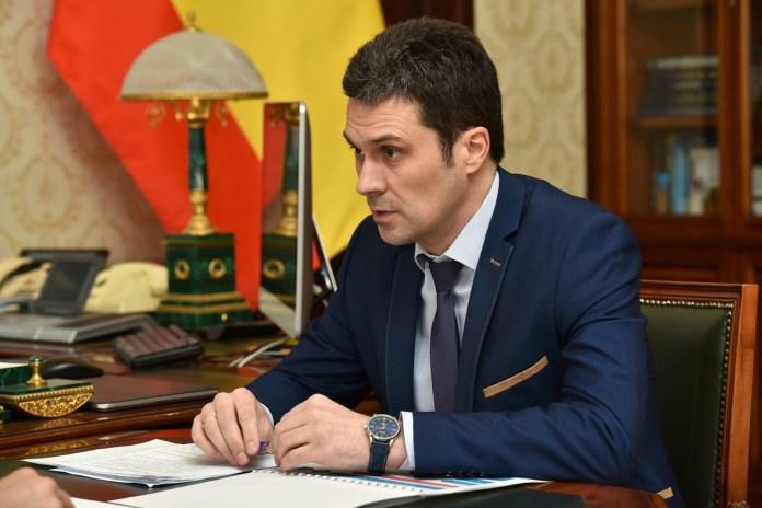 Министр ТЭК и ЖКХ Рязанской области Андрей Устинов уйдёт в отставку