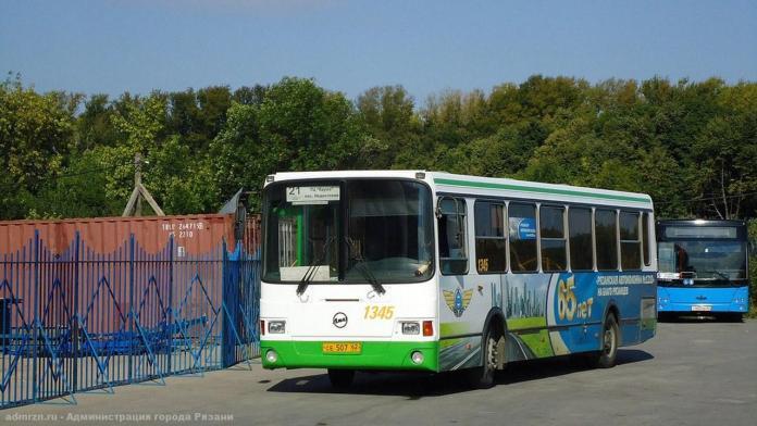 Количество автобусов на изменённом рязанском маршруте №21 увеличат в несколько раза
