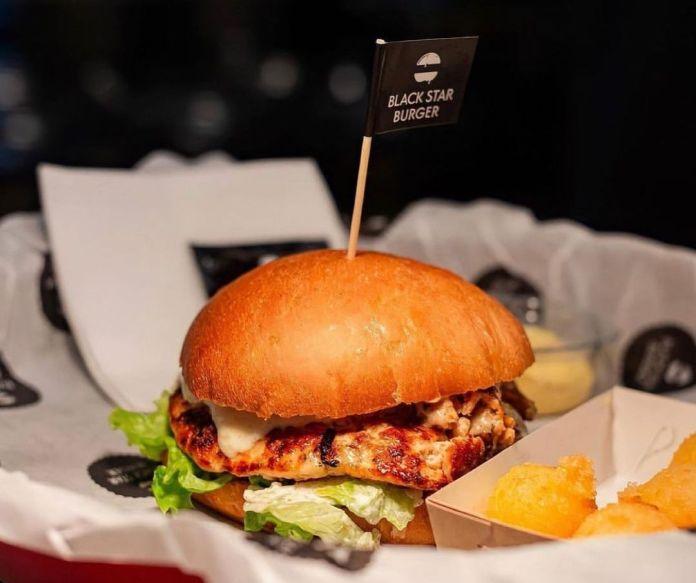 Второй ресторан Black Star Burger закрыли в Рязани