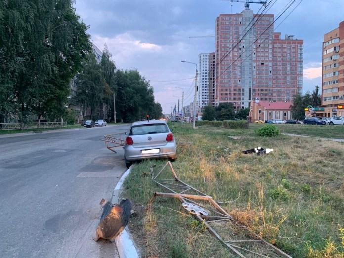 ГИБДД сообщила подробности ДТП на улице Интернациональной