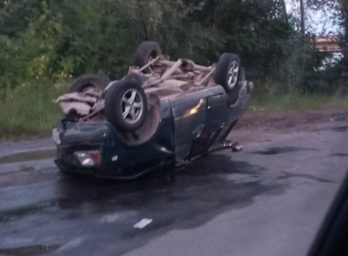 В ДТП на улице Черновицкой в Рязани пострадали два человека