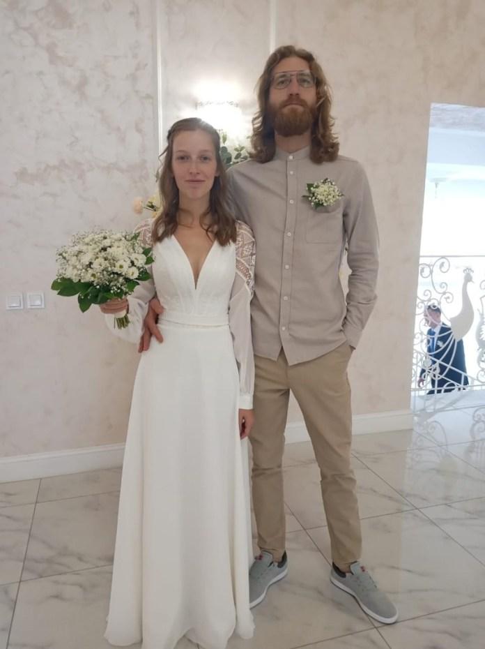 Рязанский ЗАГС опубликовал фотографии свадеб 27 августа