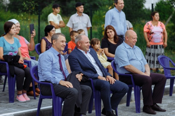 Аркадий Фомин: Наша общая задача – поднять на новый уровень социальную инфраструктуру, улучшить качество жизни на селе