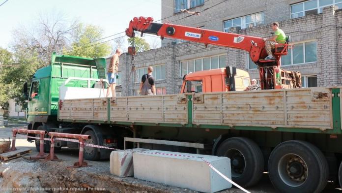 В Рязани продолжается подготовка к отопительному сезону