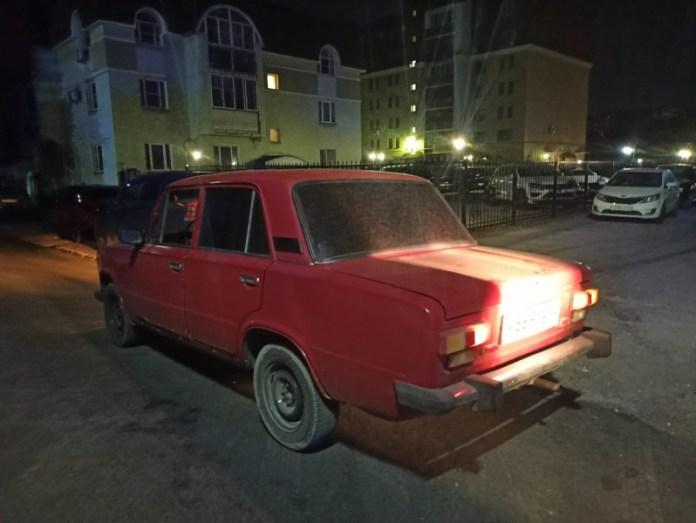 """Полицейские задержали пьяного рязанца на """"копейке"""" ночью"""