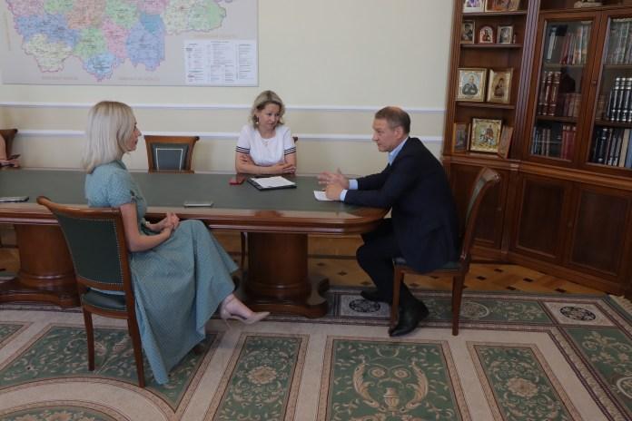 Аркадий Фомин: Я пришёл в областную Думу при поддержке граждан и обещал им добросовестно работать. Всегда исхожу из этого принципа