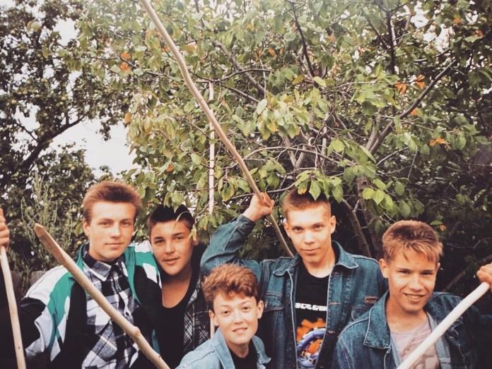 Музыкант группы «Фактор 2» показал фото из детства в Касимове