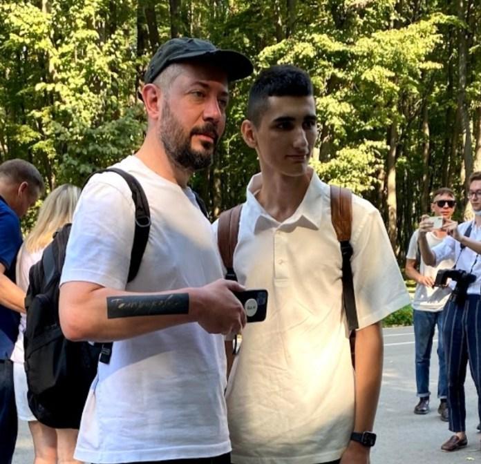 В Рязань приехал известный дизайнер Артемий Лебедев