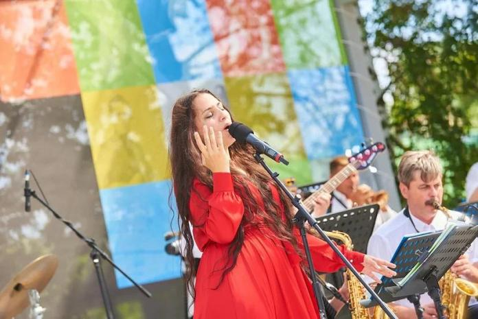 В День города в Рязани завершился фестиваль «ЕсенинJazz 2021»