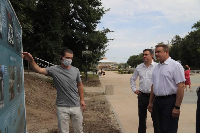 В Рязани торжественно открыли обновлённый Астраханский мост