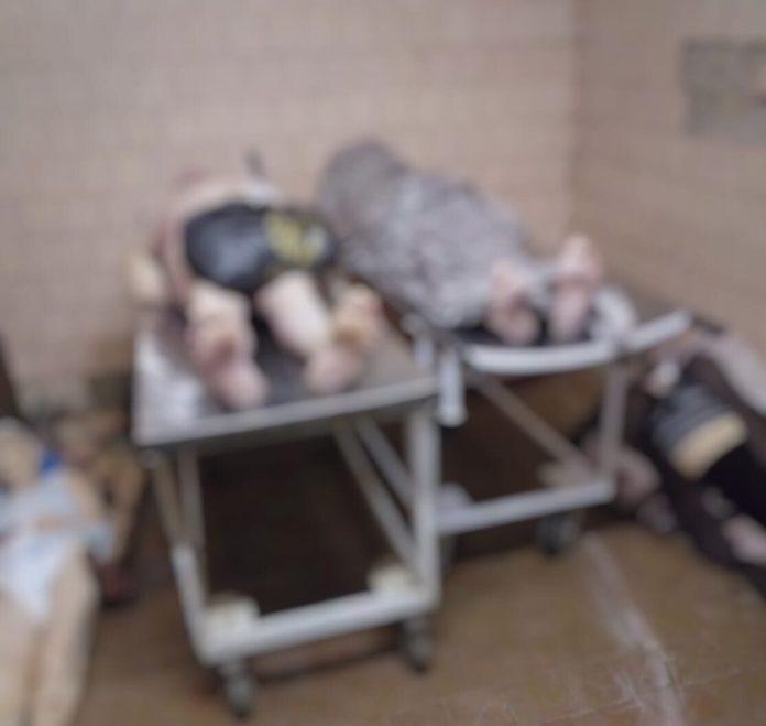 Жителей Сафоново вновь шокировали горы трупов в местном морге