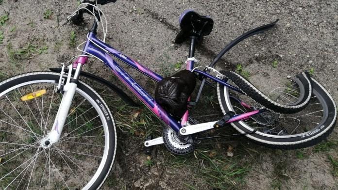 В Клепиковском районе «Нива» сбила велосипедистку