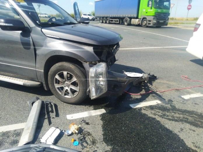В Шацком районе перевернулся автомобиль, есть пострадавшие