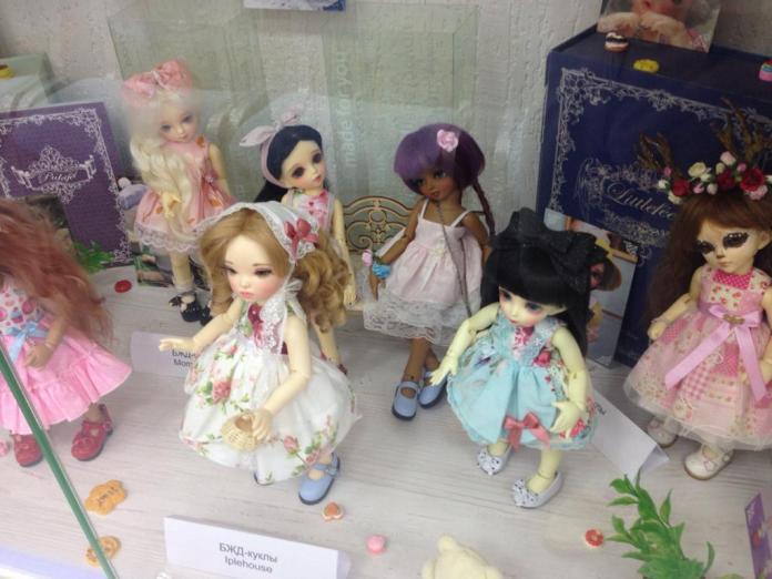 В Рязани открылась уникальная кукольная выставка