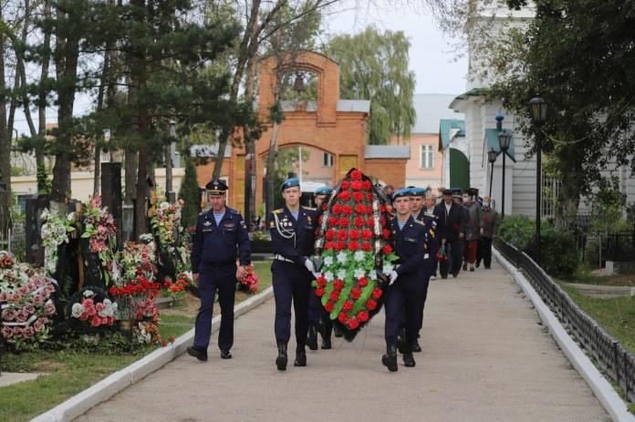 В Рязани почтили память погибших во время блокады Ленинграда