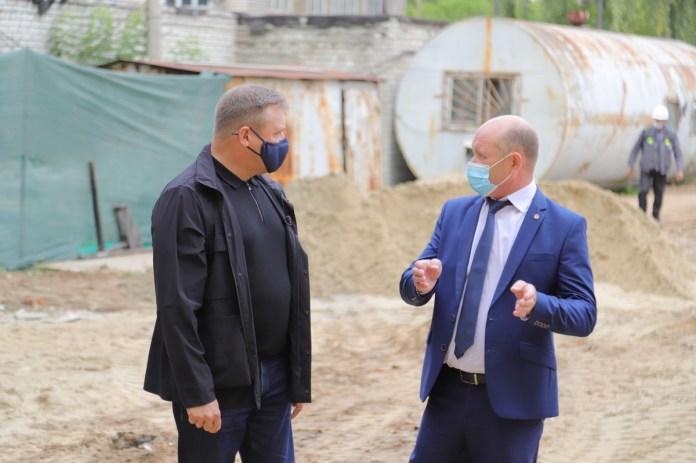 Проблемный дом на улице Баженова в Рязани сдадут в декабре