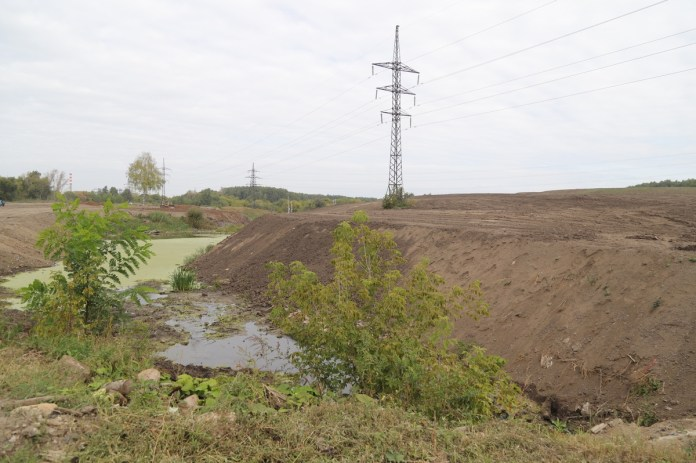 Любимов проконтролировал ход ликвидации несанкционированной свалки в районе Хамбушево