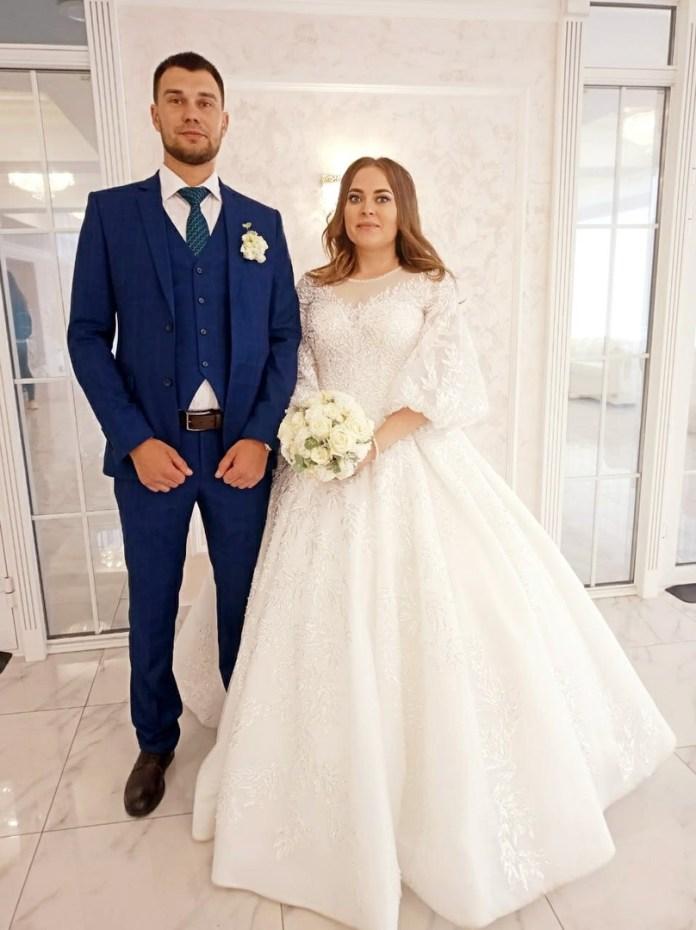 Рязанский ЗАГС опубликовал фото свадеб 10 сентября