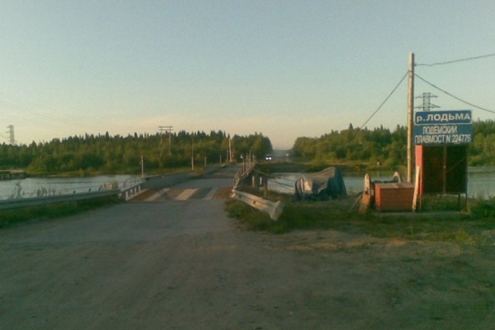 Под Архангельском автобус с пассажирами съехал в кювет