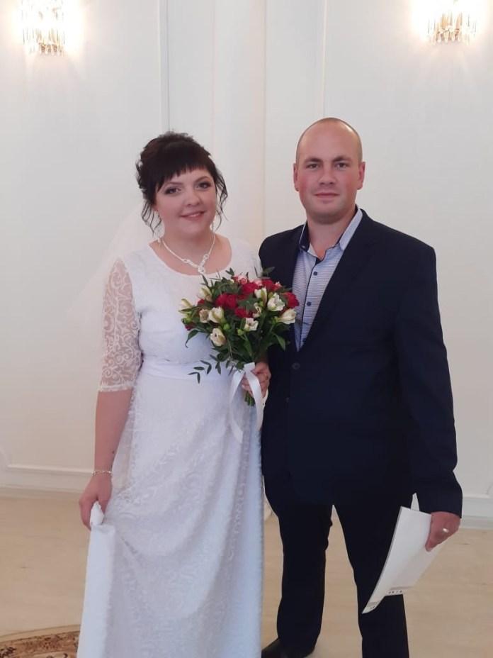 Рязанский ЗАГС опубликовал фото свадеб 3 сентября