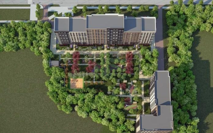 В Рязани появится первый двор-парк