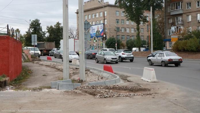 Елена Сорокина осмотрела рязанские дороги, которые ремонтируют по нацпроекту
