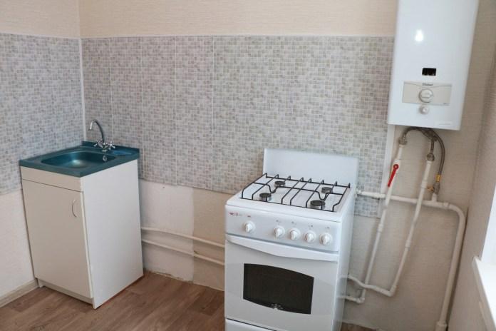 Елена Сорокина осмотрела квартиры для детей-сирот