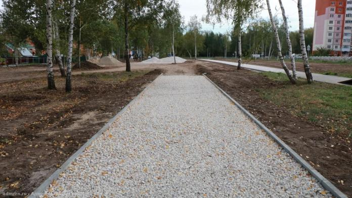 В Рязани продолжается реализация проектов местных инициатив