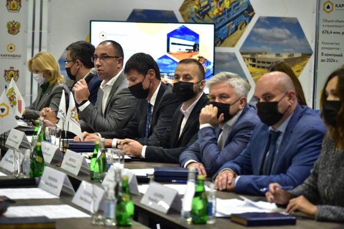 В Рязанской области дали старт проектам на территории промышленного парка «Карандаш»