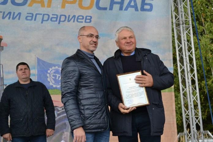 В Рязанской области выбрали лучшего пахаря