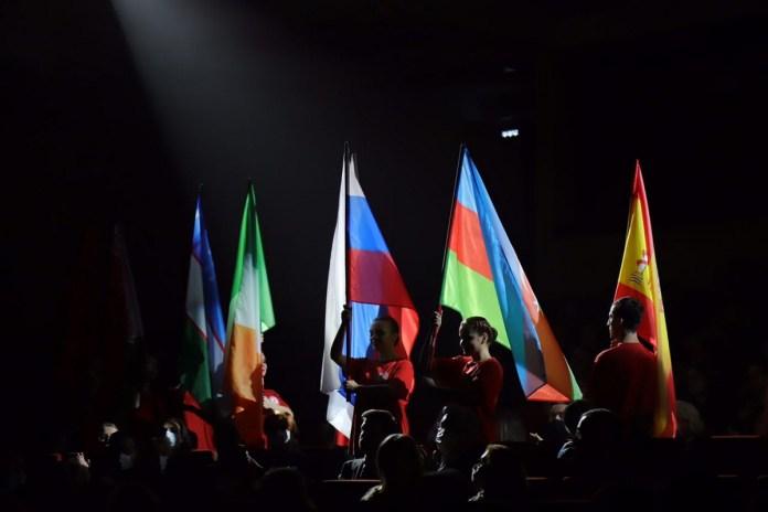 В Рязани торжественно завершился IV международный Форум древних городов