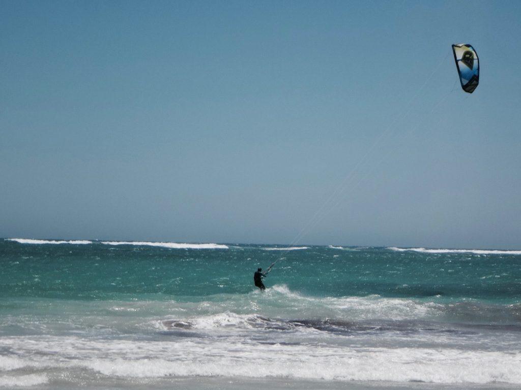 gesund reisen kitesurfer kitesurfing australien