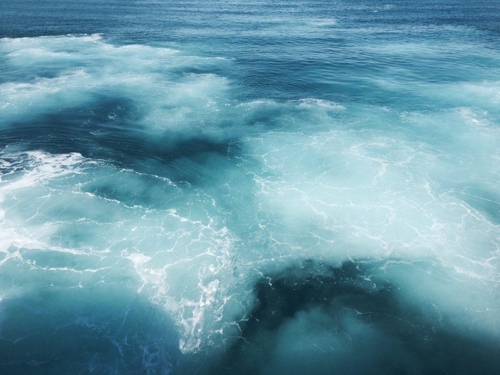 santorini fira oia imerovigli meer