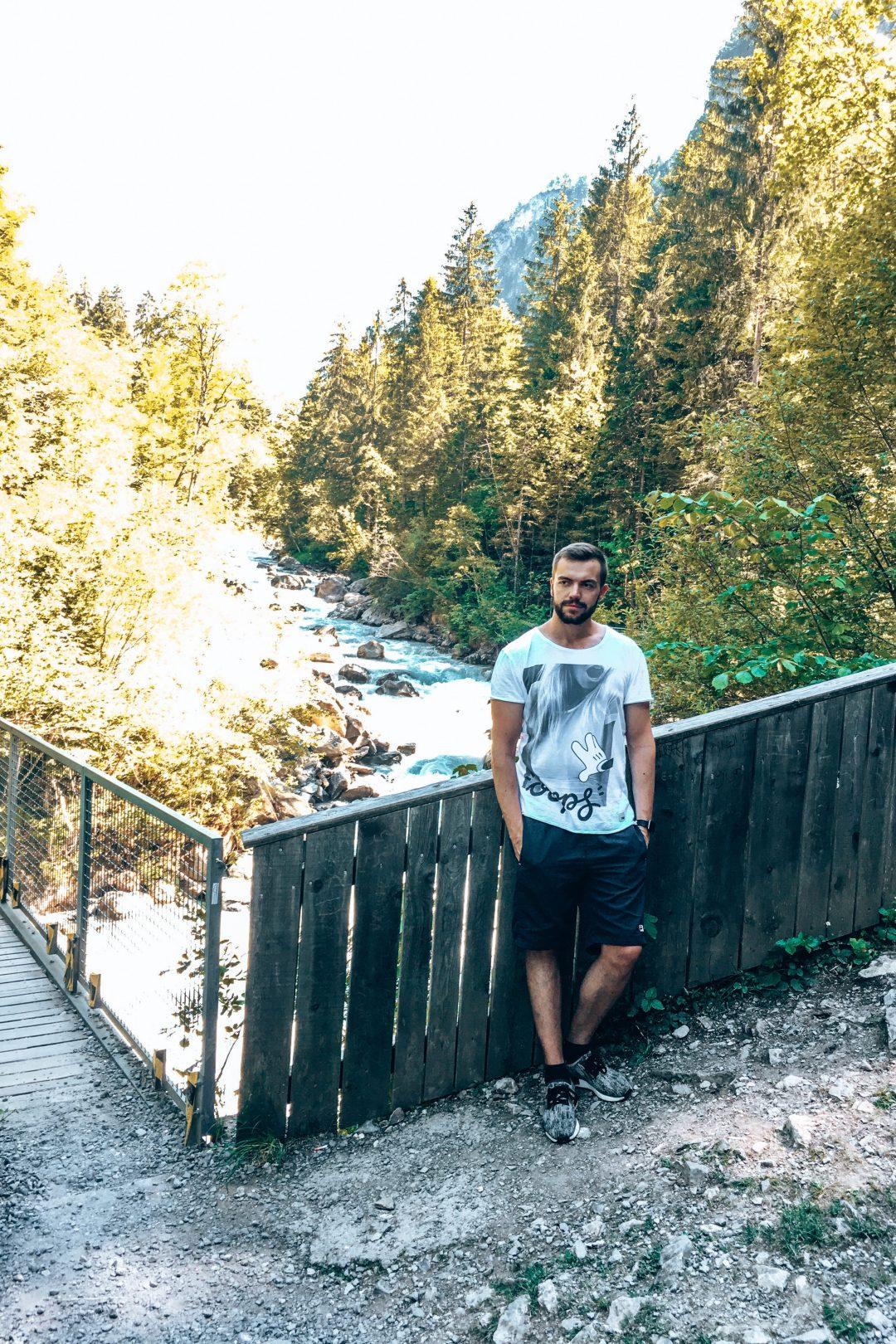 blausee naturpark berner oberland schweiz