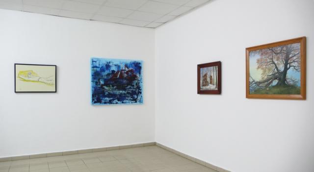 Werke von Detlef Glöde und Marlies Teschendorf